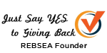 Give Back At REBSEA.org